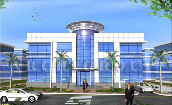 Adham Odapacha office building fifith compound-1500M2-2010 (2)