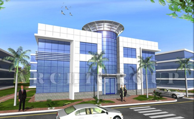 Adham Odapacha office building fifith compound-1500M2-2010 (3)