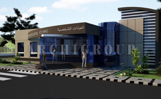 Arab Industrial Institution clinic in mokatam-250m2-2012 (3)