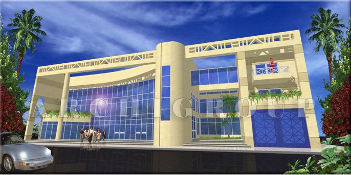 El Sewedy Office Building – Kartoum – Sudan