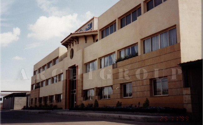 El sewedy offices – UIC – 10th of ramadan 7-20000m2-1999 (2)