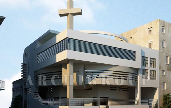Evangelican Church Shobra