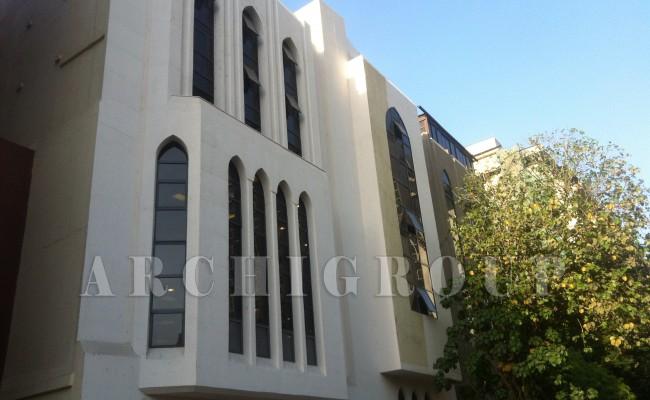 Kasr El dobara  evangelican church -2400m2- 2009 (1)