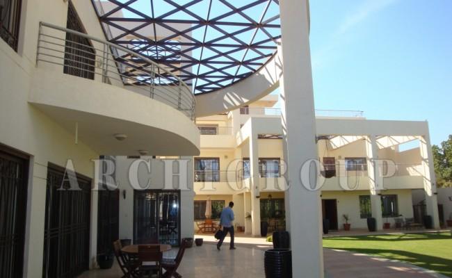 Mr. Amin Edrees Villas  -Khartoum – El Sudan – 2007 – 650 m2 (4)