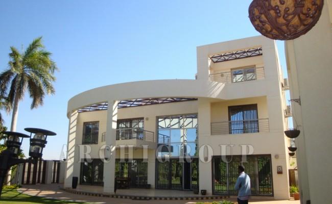Mr. Amin Edrees Villas  -Khartoum – El Sudan – 2007 – 650 m2 (6)