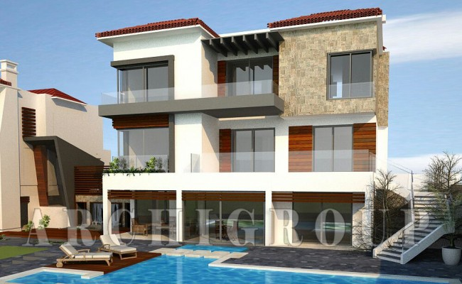 Mr. Rami oda Pacha Villas – Lake View-1500m2- 2014 (4)