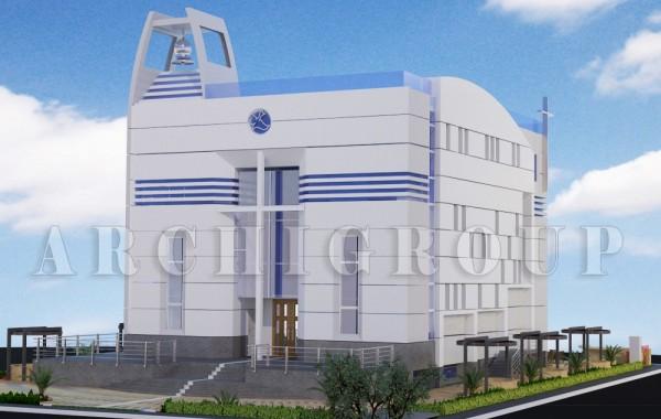 New Cairo Evangelican Church
