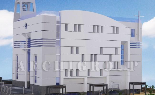New cairo evangelican church -1200m2- 2014 (3)