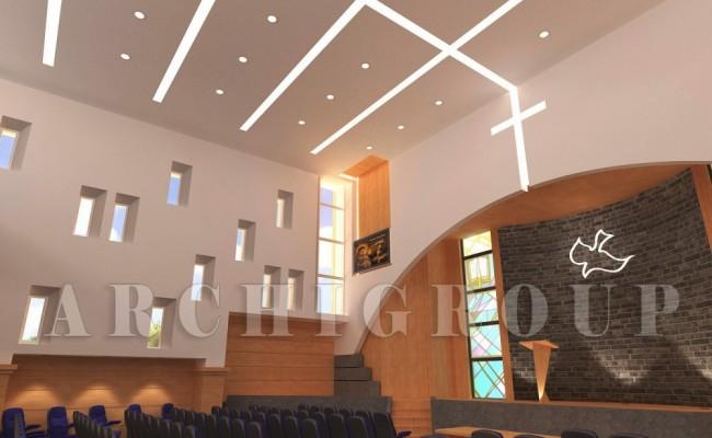 New cairo evangelican church -1200m2- 2014 (4)