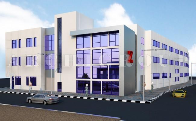 SEI Factory – El Sewedy 6October -3000m2-2012