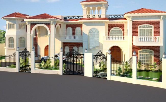 Villa Dr Mohamed Kenawy-in orabi-850m2-2013 (3)