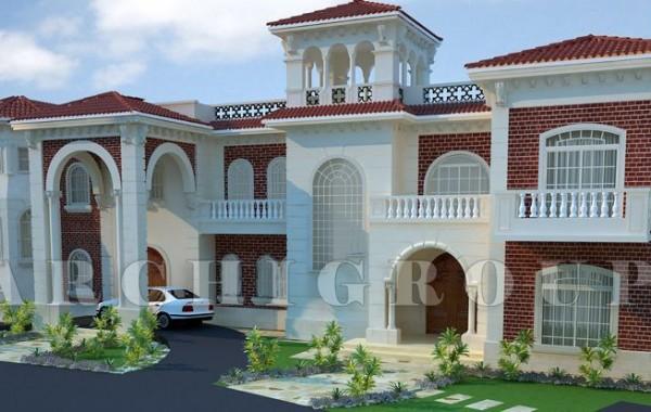 Villa Dr 'Mohamed Kenawy – in Orabi