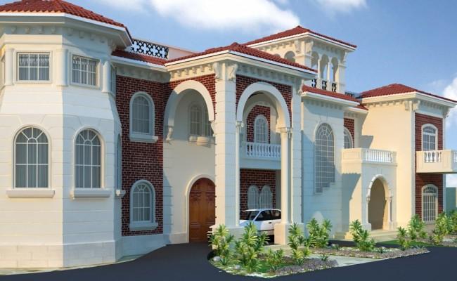 Villa Dr Mohamed Kenawy-in orabi-850m2-2013