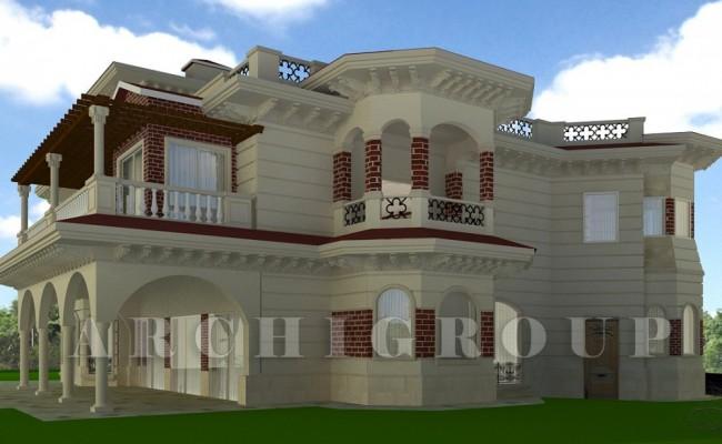 Villa Dr Mohamed Kenawy-in orabi-850m2-2014 (5)