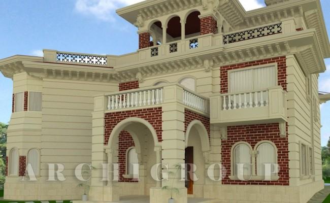 Villa Dr Mohamed Kenawy-in orabi-850m2-2014