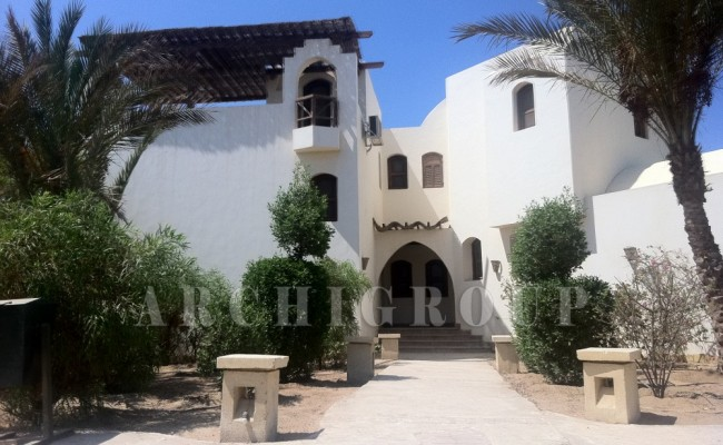 Villa Dr Nabil Khoury in Gouna-450M2-2000 (3)