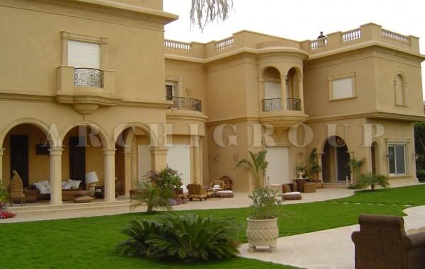 Villa Mr Ahmed ELSewedy in Katameya Heights
