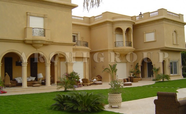 Villa Mr Ahmed ELSewedy in Katameya heights- 1800M2-2000 (2)