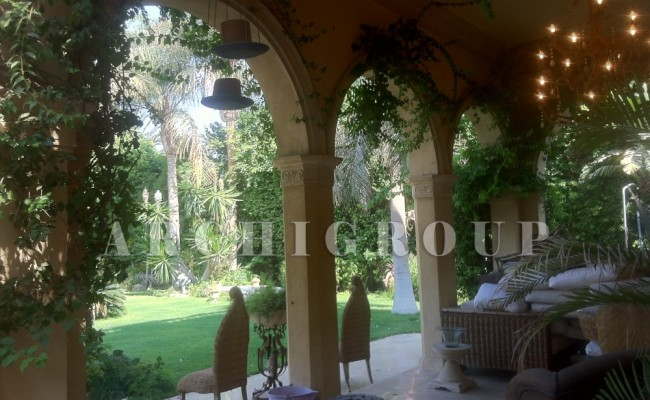 Villa Mr Ahmed ELSewedy in Katameya heights- 1800M2-2000 (5)