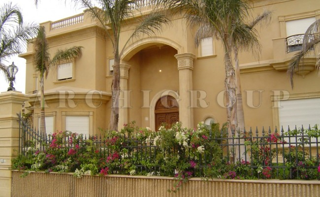 Villa Mr Ahmed ELSewedy in Katameya heights- 1800M2-2000 (6)