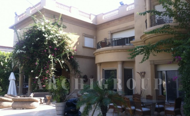 Villa Mr Ahmed ELSewedy in Katameya heights- 1800M2-2000 (7)