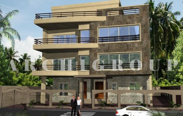 Villa Mr Amr Labib in Fifith Compound