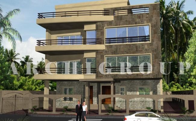 Villa Mr Amr Labib in fifith cmpound- 1600m2-2013