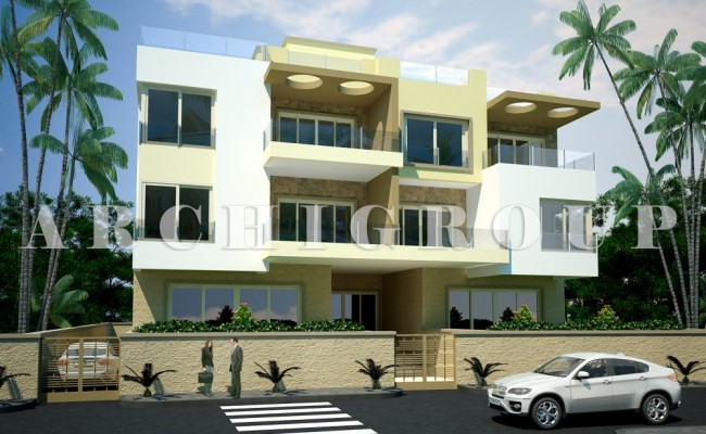 Villa Mr Ehab Samir in fifith compound-2000m2-2009