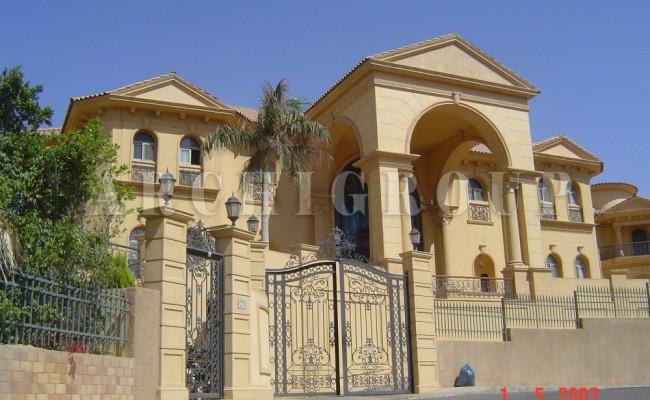 Villa Mr Nader Adeeb in Katameya heights-2400m2-2005 (3)