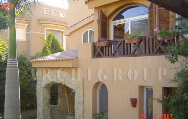 Villa Mr Sherif Sedhom in Arbella