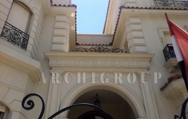 Villa Mr. Magued Adel – Katameya Residence