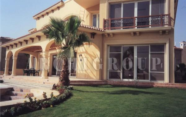 Villa  Mrs Soha El Wekil  – Katameya Heights