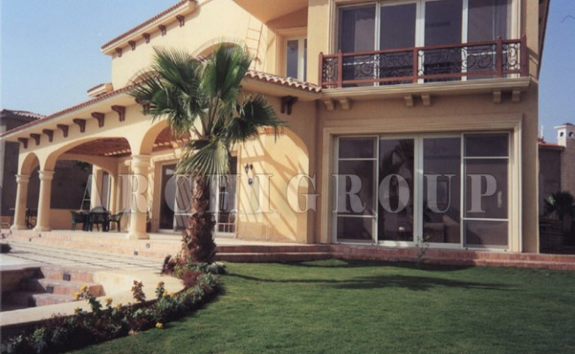 Villa  Mrs Soha El Wekil  – Katameya Heights-500m2-2000 (3)