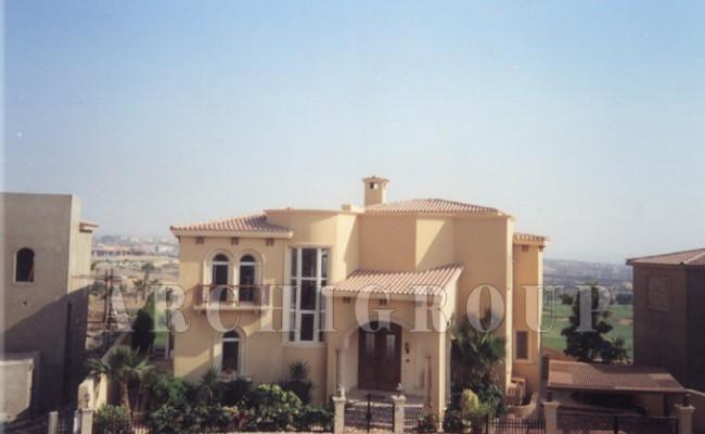 Villa  Mrs Soha El Wekil  – Katameya Heights-500m2-2000 (4)