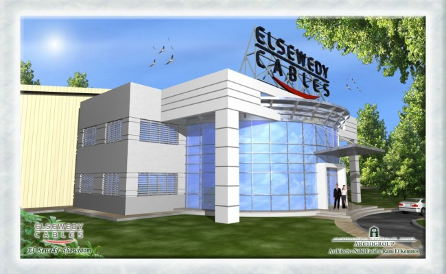 egytech showroom – obour city 4 (2) 320 m2-2010
